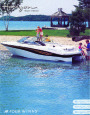 2002-2003 Four Winns Horizon 180 190 200 Boat Owners Manual page 1