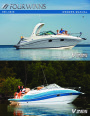 2011 Four Winns V265 V285 Boat Owners Manual page 1