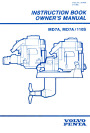 Volvo Penta MD7A 110S Owners Manual page 1