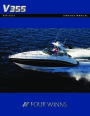 2011 Four Winns V355 Boat Owners Manual page 1